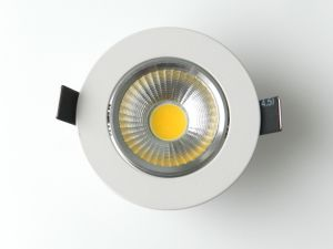 Adjustable LED Down Light, COB LED Downlight, LED Spotlight, LED Recessed Light pictures & photos