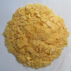 Yellow Flakes Sodium Sulfide 60% pictures & photos