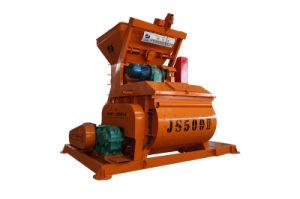 Twin Shaft Compulsory Concrete Mixer (JS500II) pictures & photos