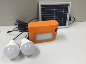 Solar Energy Saving Lightings System From ISO Original Factory pictures & photos