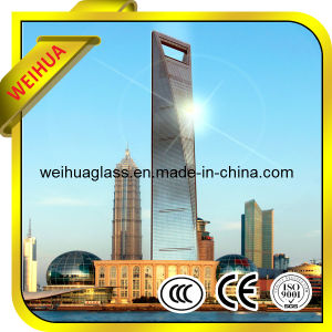 Colored Reflective Tempered Glass with CE / ISO9001 / CCC pictures & photos