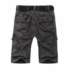 Men Mens Fashion Tc Yarn Dyed Fashion Cargo Shorts (023) pictures & photos