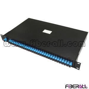 1X32 Rack Mounted PLC Fiber Optical Splitter pictures & photos