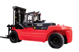 (30TON) Counter Balance Diesel Forklift with Reasonable Price pictures & photos