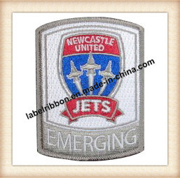 OEM Any Shape Cloth Brand Badge (WL105) pictures & photos