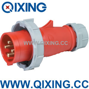 IP67 125AMP 5 Pole Industrial Plug and Socekt (QX1447) pictures & photos