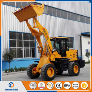 Hydraulic 930 2ton Wheel Loader with Competitive Price pictures & photos
