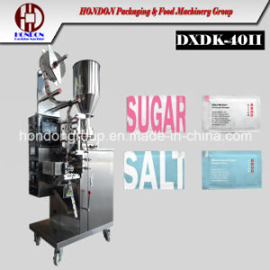 Sugar Sachet Packing Machine Dxdk-40II pictures & photos