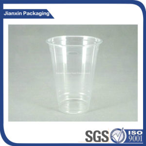 Disposable Plastic Cold Coffee Cup Manufacturer pictures & photos