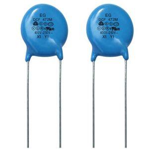 High Voltage Ceramic Capacitor Y1/X1 400VAC/250VAC