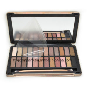 Professional Manufacturers 24 Colors Cosmetic Eye Shadow Palette & Brushes Nk Series Matte Eyeshadow pictures & photos