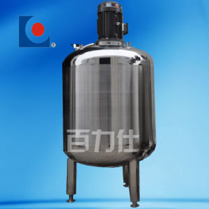 Sanitary Stainless Steel Fruit Juice Mixing Tank pictures & photos