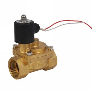 Fluid Solenoid Valve (DFD Series) pictures & photos