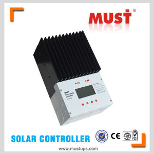 Manufacturer Price MPPT 30A, Solar Controller 12V 24V 48V pictures & photos