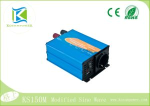 150W Modified Sine Wave Power Inverter for Car Emergency Energy pictures & photos