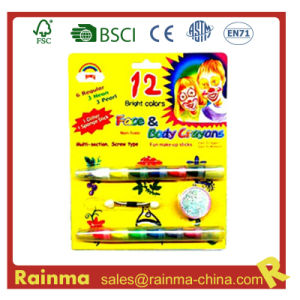 Face& Body Crayon for Kids Gift pictures & photos