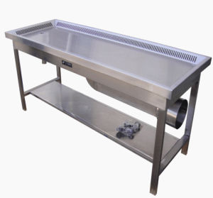 Veterinary Surgical Table Middle Dissecting Table pictures & photos