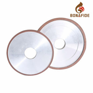 Double Piece Resin-Bond Grinding Wheel pictures & photos