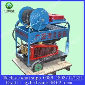 Diesel Engine High Pressure Cleaner Sewer Tube Cleaning Machine pictures & photos