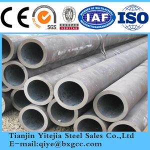 Q345e Seamless Steel Pipe Price pictures & photos