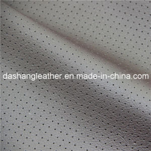 Famous Good Abrasion Resistance Synthetic Leather Semi-PU for Message Chair Facial Bed A956 pictures & photos