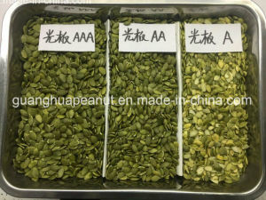 Hot Sale Shine Skin Pumpkin Seed Kernel pictures & photos