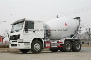 Sinotruck HOWO 10m3 Concrete Mixer Truck pictures & photos