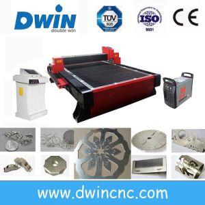 Low Cost Portable CNC Plasma Cutting Machine Dwin CNC Router pictures & photos