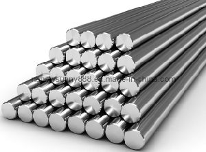 AISI201, 304, 316, 316L, 321, 310S Stainless Steel Bright Round Bar
