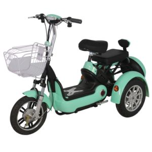 China Factory Supply Fashion Design Powerful 3 Wheel Electric Scooter for Sale pictures & photos