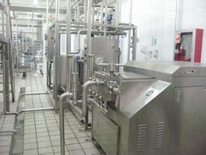 Complete Set of Dairy Processing Equipment (500L-500000L/D) pictures & photos