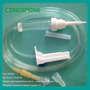 Disposable Infusion Set with Ce and ISO9001 pictures & photos