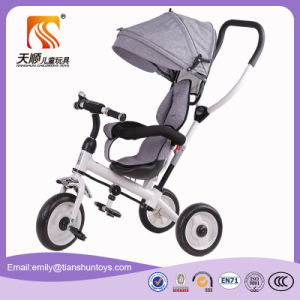 Multi-Functions 3 in 1 Kids Tricycle pictures & photos