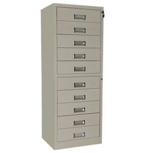 10-Drawer Factory Direct Sale Office Metal Filing Cabinet/Bookshelf/Bookcase/Book Shelf pictures & photos