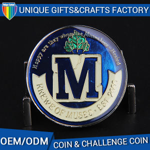 High Quality Custom Logo Metal Challenge Coins Made in China pictures & photos