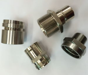 Stainless Steel Machining Parts for Auto, Electronic, Mechanical Industry pictures & photos