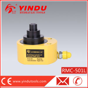 50 Ton Multi Steps Hydraulic Cylinder (RMC-501L) pictures & photos