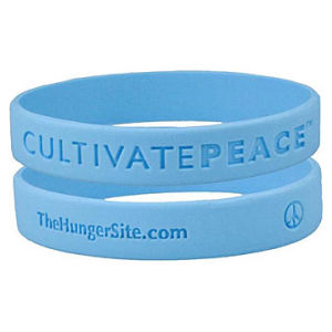 Wholesale High Quality Text Debossed Silicone Wristbands for Events pictures & photos