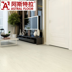 Wood Flooring Silk Surface Laminate Flooring (U-Groove) pictures & photos