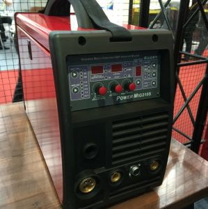 Inverter Digital MIG/MMA Welding Machine (Power MIG175S/210S/255S)