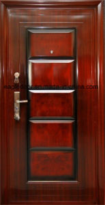 High Quality Single Leaf Security Door (EF-S057) pictures & photos