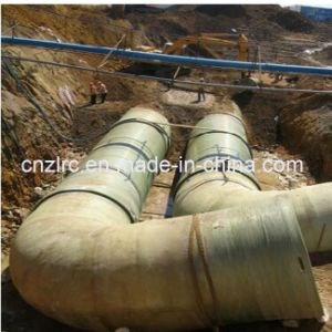 FRP Process Pipe/Industrial Composite Fiberglass FRP Pipe pictures & photos