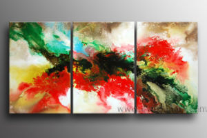 Abstract Oil Painting on Canvas (XD3-136) pictures & photos