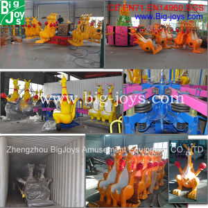 Classical Kiddie Ride-Jumping Kangroo Ride up and Down pictures & photos