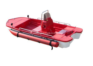 Aqualand 13feet Speed Boat /Fiberglass Rib Motor Boat (130) pictures & photos