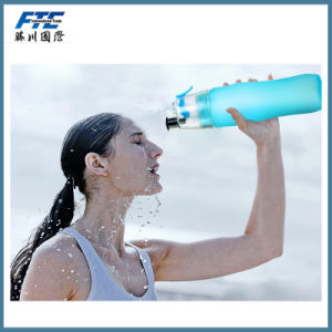 New Design Drinking Water Mist Spray Sport Bottle pictures & photos