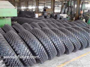 Cross Country Tire 12.00-18 13.00-18, Tires for Military Trucks pictures & photos