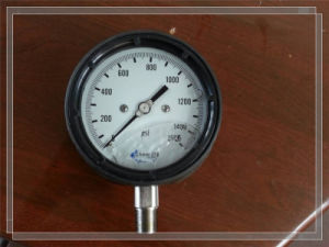 Dynamic Ss Socket Process Manometer Accuracy +-1% pictures & photos