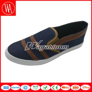 PVC Plain Canvas Shoes Women and Men Casual Shoes