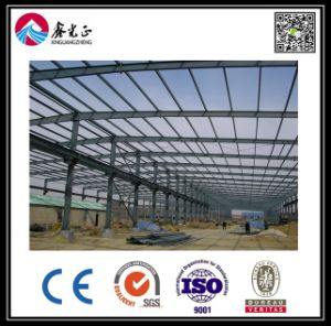 Steel Construction Warehouse with Crane (BYSS052020) pictures & photos